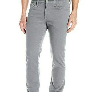 511 Slim Gray Levi Pants